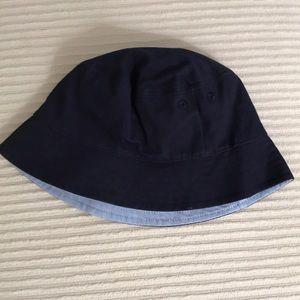 Reversible Janie & Jack bucket hat.
